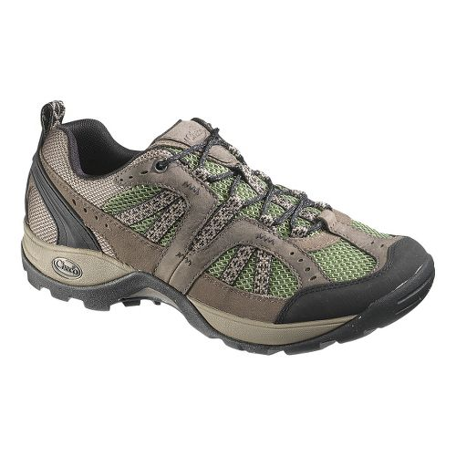 Mens Chaco Grayson Trail Running Shoe - Brindle 8