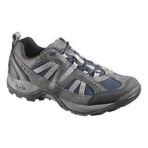 Mens Chaco Grayson Trail Running Shoe - Gunmetal 8