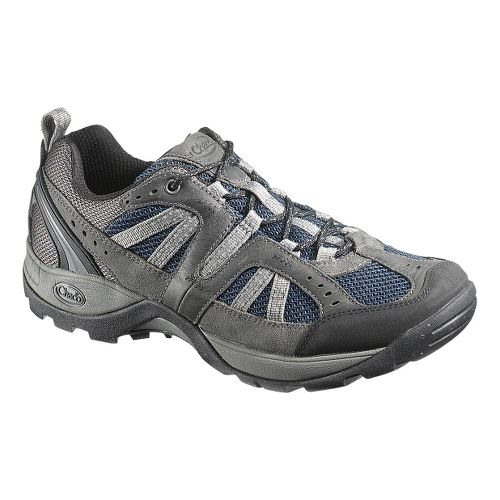 Mens Chaco Grayson Trail Running Shoe - Gunmetal 9.5