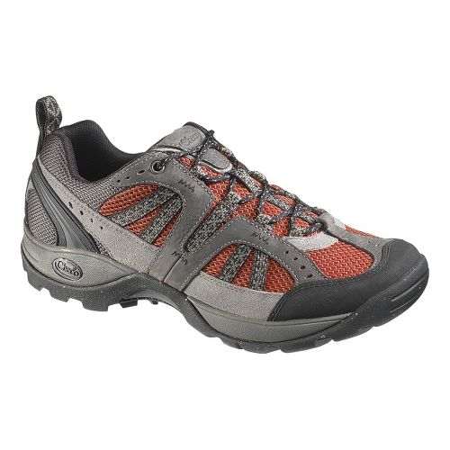 Mens Chaco Grayson Trail Running Shoe - Steel 10