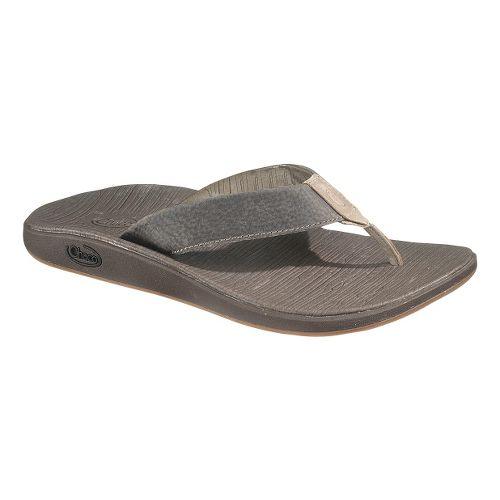 Mens Chaco Nikolai Flip Sandals Shoe - Bungee 14