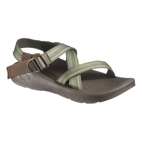 Mens Chaco Z1 Yampa Sandals Shoe - Greener 12
