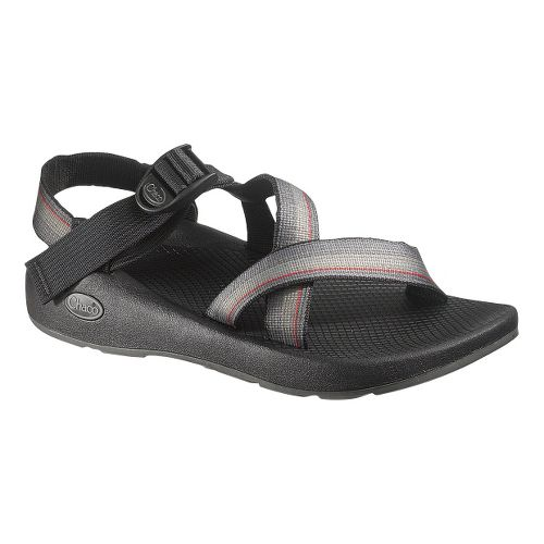 Mens Chaco Z1 YAMPA Sandals Shoe - Red Line 10