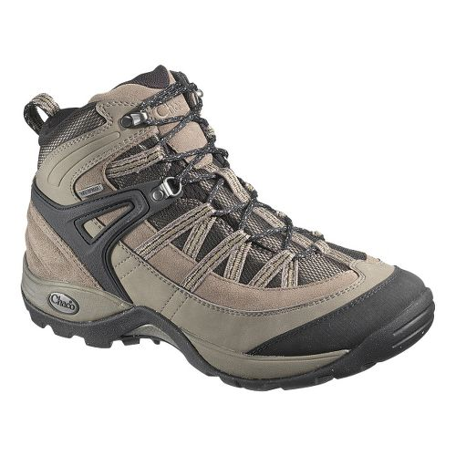Mens Chaco Holbuck Waterproof Hiking Shoe - Bungee 9.5