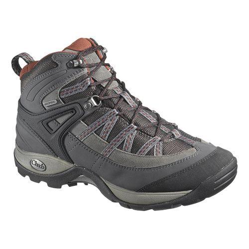 Mens Chaco Holbuck Waterproof Hiking Shoe - Dark Shadow 10.5