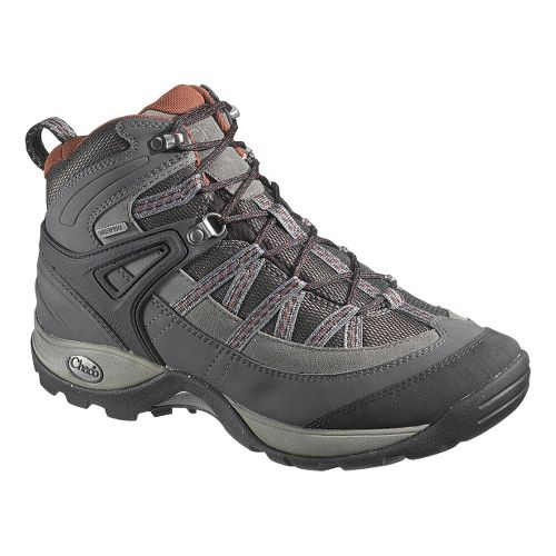 Mens Chaco Holbuck Waterproof Hiking Shoe - Dark Shadow 7
