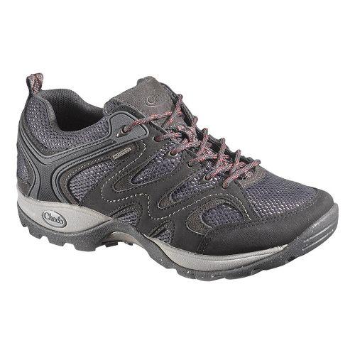 Womens Chaco Layna Waterproof Hiking Shoe - Black 9.5