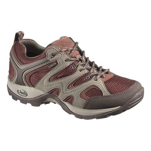 Womens Chaco Layna Waterproof Hiking Shoe - Cabernet 10