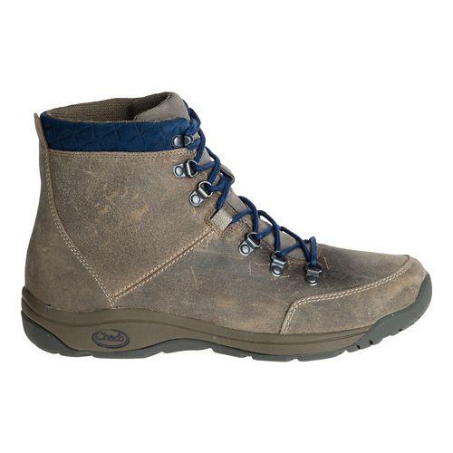 Mens Chaco Roland Hiking Shoe - Sandstone Blue 11