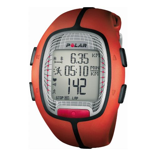 Polar RS300X Heart Rate Monitor Monitors - Orange