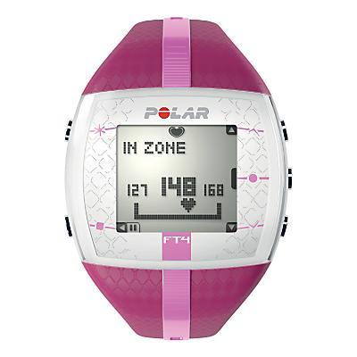 Womens Polar FT4 Heart Rate Monitor Monitors