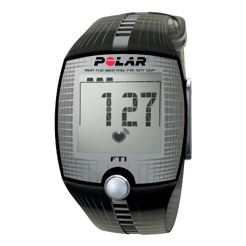 Polar FT1 Heart Rate Monitor Monitors - Black