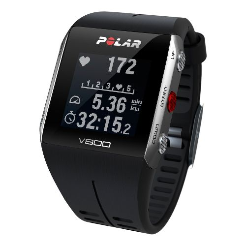 Polar V800 GPS with Heart Rate Monitor - Black