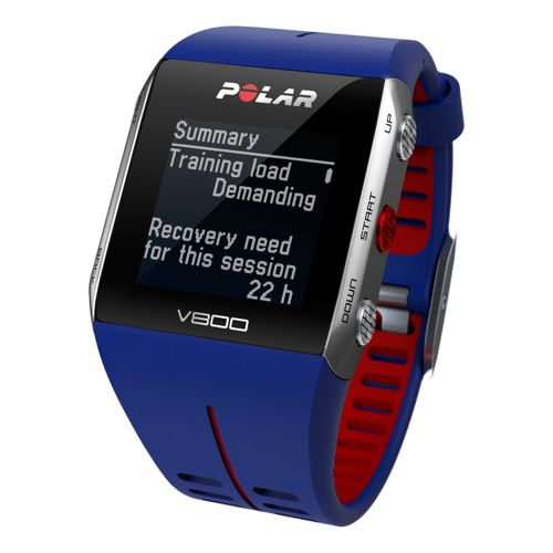 Polar V800 GPS with Heart Rate Monitor - Blue