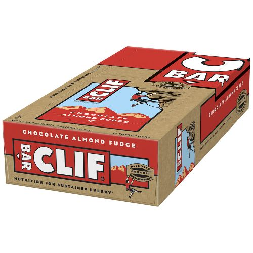 Clif Bars Box of 12 Nutrition - null