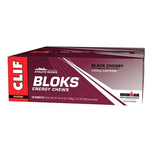 Clif�Shot Bloks 18 pack