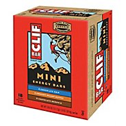 Clif Bar Minis Variety Pack 18 count Nutrition