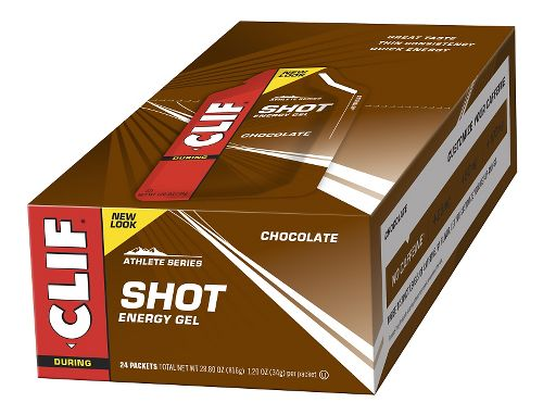 Clif Shot Energy Gel 24 pack Nutrition - null