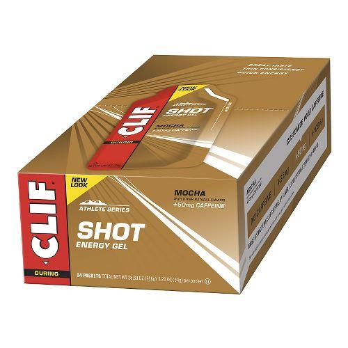 Clif Shot Energy Gel 24 pack Nutrition - null