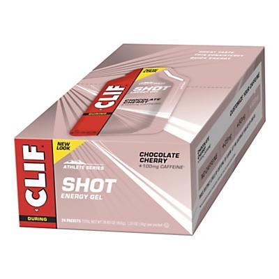 Clif Shot Energy Gel 24 pack Nutrition