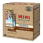 Clif Bar Mini's Variety Pack 10ct Nutrition