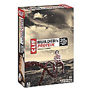 Clif Builders Bar 12 count Nutrition