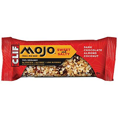 Clif Mojo Bar 12 count Nutrition