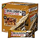 Clif Builder's Bar Snack Size 10 ct Nutrition
