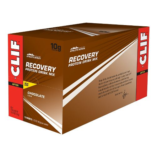 Clif�Shot Protein Recovery Drinks 12 count Box