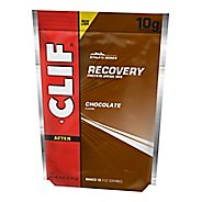 Clif Shot Protein Recovery Drink 10 Serving Pouch Nutrition