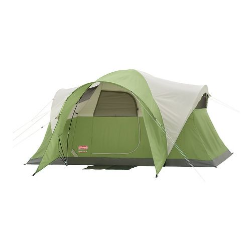 Coleman Montana 6 Tent - Green/White