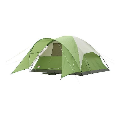 Coleman Evanston 6 Person Tent - Green/White
