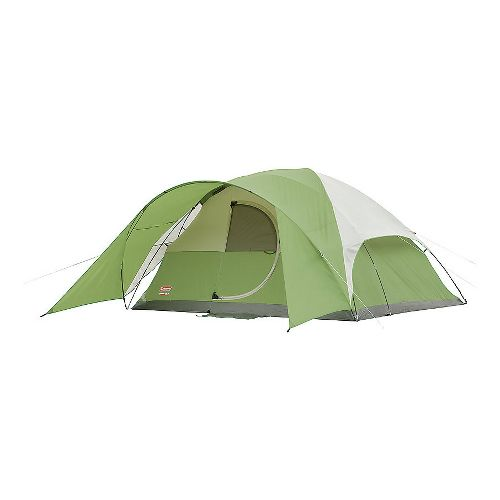 Coleman Evanston 8 Person Tent - Green/White