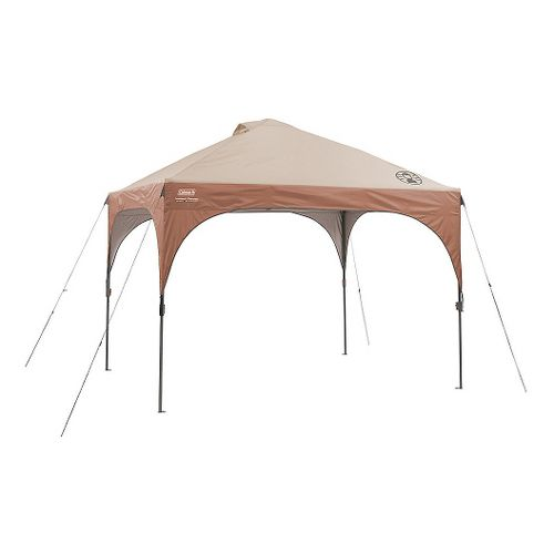 Coleman Instant Canopy with LED Lighting System - Tan