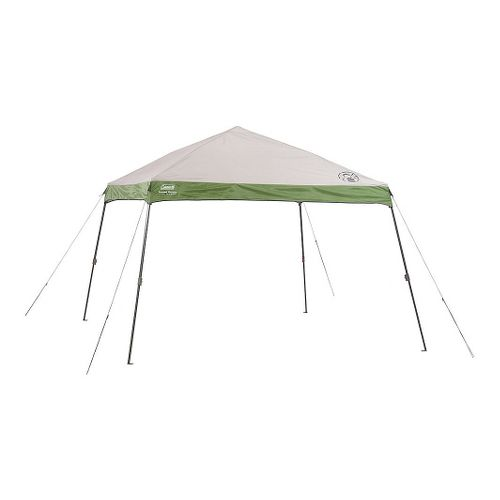 Coleman Instant Wide Base Canopy - White/Green
