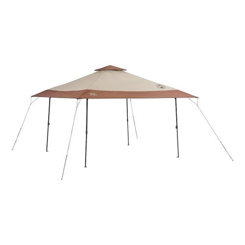 Coleman Instant Canopy - Tan/White
