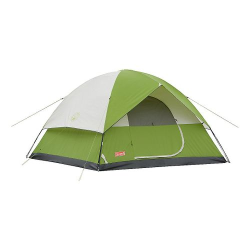Coleman Sundome 6 Person Tent - Green/White