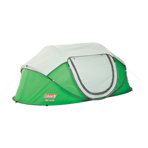 Coleman Popup 2 Tent Fitness Equipment - Green/White