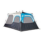 Coleman Instant Cabin 6 with Mini Fly Fitness Equipment