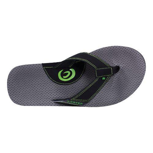 Mens Cobian Arv II Sandals Shoe - Green 7