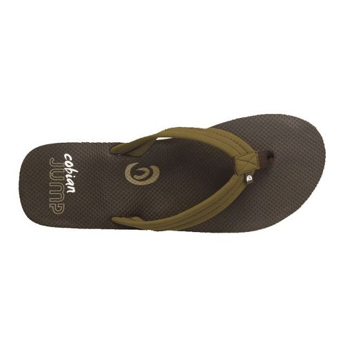 Mens Cobian Aqua Jump Sandals Shoe - Brown 7