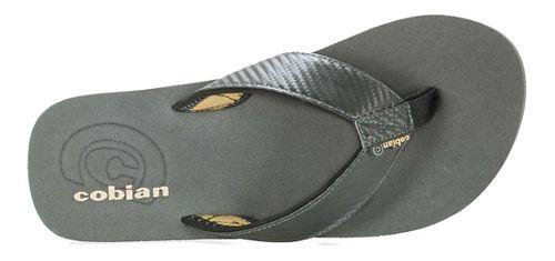 Mens Cobian Floater Sandals Shoe - Carbon 11