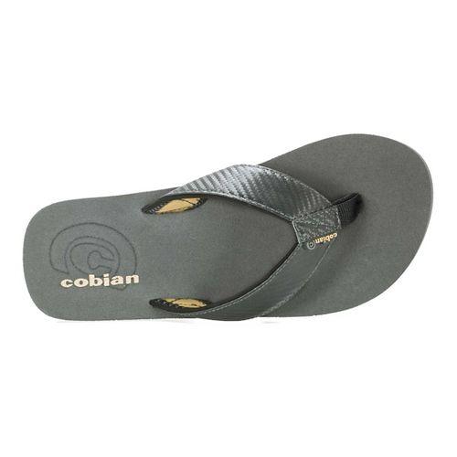 Mens Cobian Floater Sandals Shoe - Carbon 13