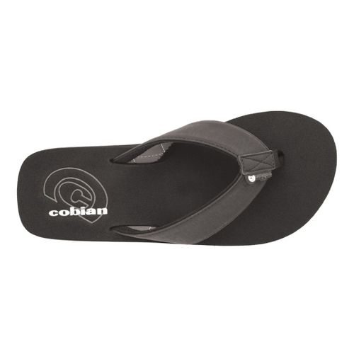 Mens Cobian Floater Sandals Shoe - Black 8