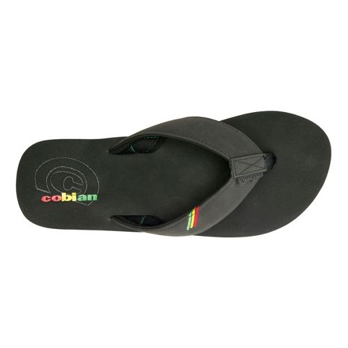 Mens Cobian Floater Sandals Shoe - Reggae 13