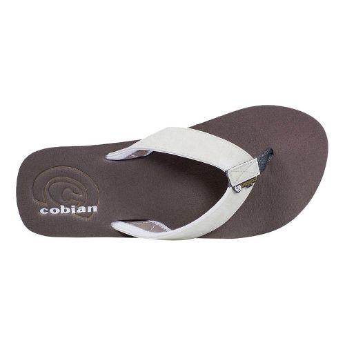 Mens Cobian Floater Sandals Shoe - Sand 12