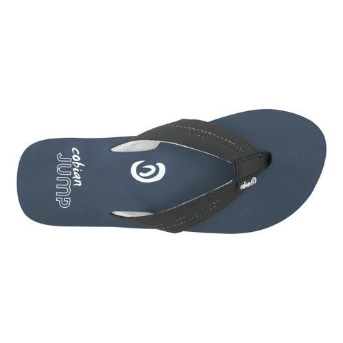 Mens Cobian Astro Jump Sandals Shoe - Navy 8