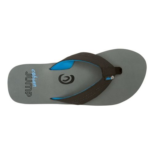 Mens Cobian Astro Jump Sandals Shoe - Smoke 8