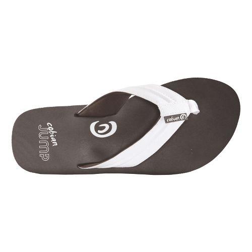 Mens Cobian Astro Jump Sandals Shoe - White 7