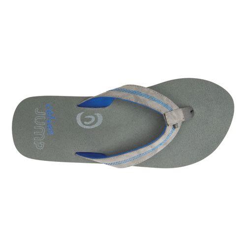 Mens Cobian Super Jump Sandals Shoe - Charcoal 9